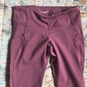 Old navy go dry leggings